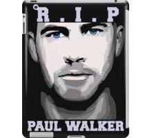 R.I.P Paul Walker iPad Case/Skin