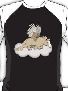 Palomino Pegasus Pony T-Shirt