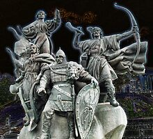 Kyi - one of  the founders of the Kiev by LudaNayvelt