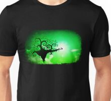 Graveyard In The Sky Unisex T-Shirt