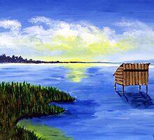 Albemarle Sound by Patty Vogler