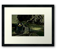 Age of Steam Framed Print