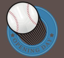 Baseball Opening Day by dreamtee