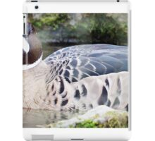 """Bronzed Winged Duck"" iPad Case/Skin"