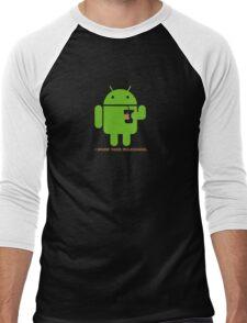 I drink your Milkshake Men's Baseball ¾ T-Shirt
