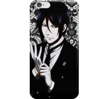 Sexy Sebastian iPhone Case/Skin