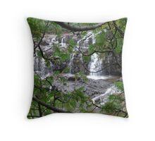 Gooseberry Falls, Through the Trees Throw Pillow