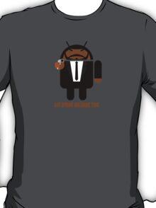 Pulp Fiction BugDroid T-Shirt