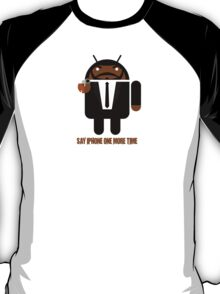 Pulp Fiction BugDroid T-Shirt