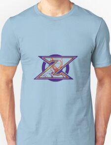 Hidden Zero from Megaman X (alternate placing for shirts) T-Shirt