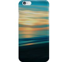 Surf Music In the Evening iPhone Case/Skin