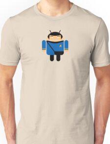 Dr. Spock BugDroid Unisex T-Shirt