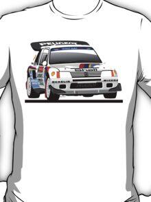 Peugeot 205 T16 Group B T-Shirt