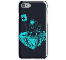 Waiting for my rocket bus iPhone Case/Skin