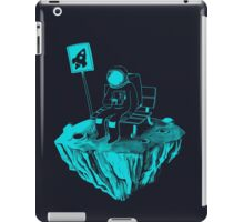 Waiting for my rocket bus iPad Case/Skin