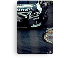 Rick Kelly - Gold Coast 600 Canvas Print