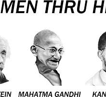 GREAT MEN THRU HISTORY by BillNyeTho