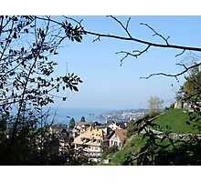 Montreux Photographic Print