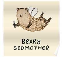 Beary Godmother Poster