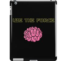 Use the force! iPad Case/Skin