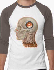 SUB BASS HEAD Men's Baseball ¾ T-Shirt