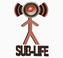 SUB LIFE by dustyvinylstore