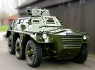 Saracen Armoured Car by Colin  Williams Photography