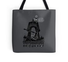 History Lesson No.1 Tote Bag