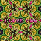 I Understand Only Simple Words Like.. I love you by Nira Dabush