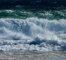 Avalon Beach Mandurah Western Australia by sandysartstudio