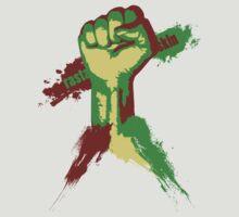 rasta revolution by rastaskin