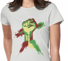 rasta revolution Womens Fitted T-Shirt