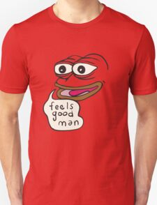 Feels Good Man Pepe the Frog T-Shirt