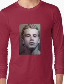 Patrick Kane Mugshot Long Sleeve T-Shirt