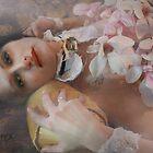 Bride in Magnolias by KERES Jasminka
