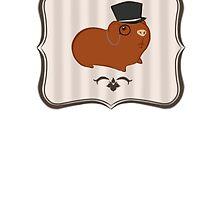 Mr Guinea Pig by JoSharp