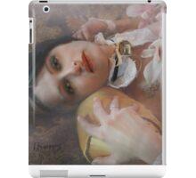 Bride in Magnolias iPad Case/Skin