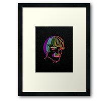 Helmut Herr Framed Print