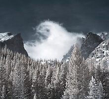The Wave (infrared) by Vicky Hamilton
