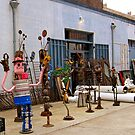 SCULPTURE GARDEN NOLA by helene ruiz