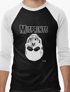 The Misprints Men's Baseball ¾ T-Shirt