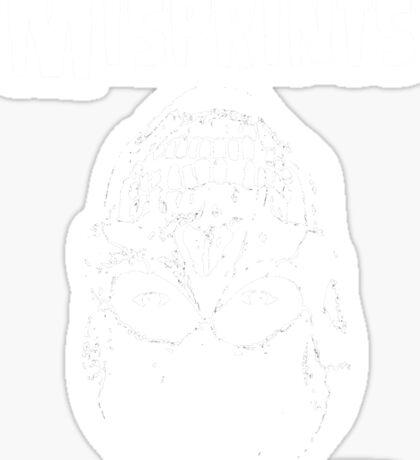 The Misprints Sticker