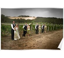 Party in the Vines Poster