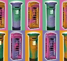 British Icons by Fabulosa Designs Tony Hardy-vanDoorn