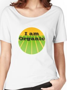 I AM ORGANIC Women's Relaxed Fit T-Shirt