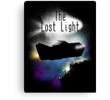 The Lost Light Canvas Print