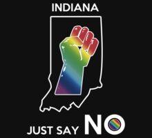 Indiana -- Just Say NO Kids Clothes