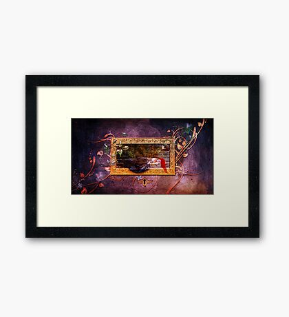 The Lost Dream Framed Print