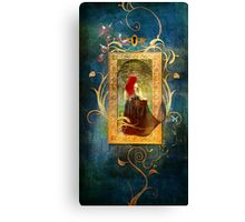The Lost Song Canvas Print