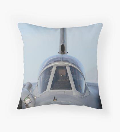 RAF Tornado GR 4 fighter bomber aircraft Throw Pillow